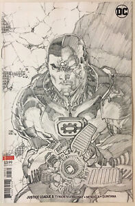 Justice League 5 Jim Lee Sketch 1 100 Variant Pencils Only Cyborg 2018 Nm Ebay League sketch , mighty micros captain america , champions league poster , champions league quotes , aquaman justice league cyborgs , civil war comic. details about justice league 5 jim lee sketch 1 100 variant pencils only cyborg 2018 nm