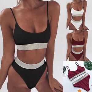2019 Fashion Women Black Beach Dress With Boy Shorts Ladies Bikini Set Two Piece Swimwear Push-up Padded Bra High Waist Swimsuit Bikinis Set