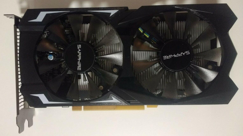 AMD Radeon Sapphire RX 460