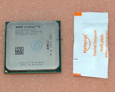 AMD Athlon II X2-210E X2-235E X2-240E X2-245E X2-250E AM3 45W CPU