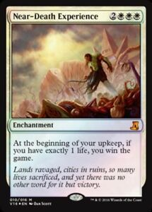 English From the Vault Foil NM-Mint 1x Mind/'s Desire Lore MTG Magic