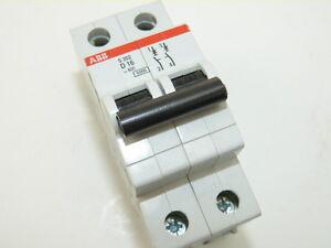 ABB SU202M-K4 2p 4a 277//480v Circuit Breaker NEW 1yr Warranty