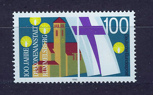 ALEMANIA-RFA-WEST-GERMANY-1990-MNH-SC-1607-Rummelsberg-diaconal-institution
