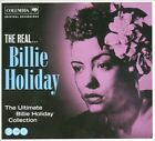 The Real... Billie Holiday by Billie Holiday (CD, Dec-2011, 3 Discs, Sony Music)