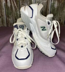 New Balance 656 White Walking Shoes