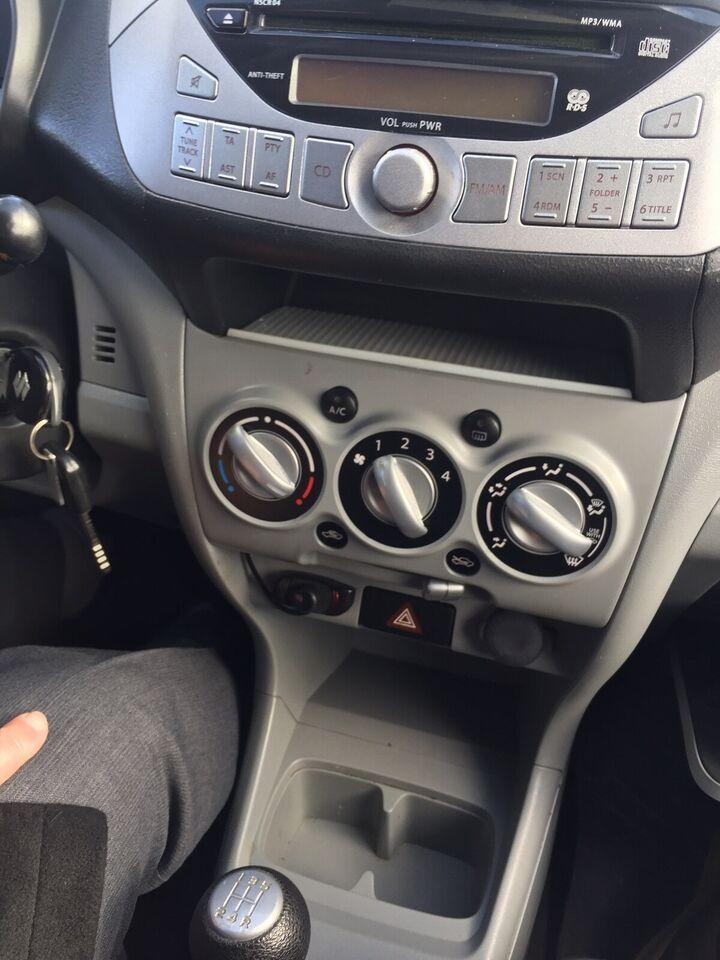 Suzuki Alto, 1,0 Blue, Benzin