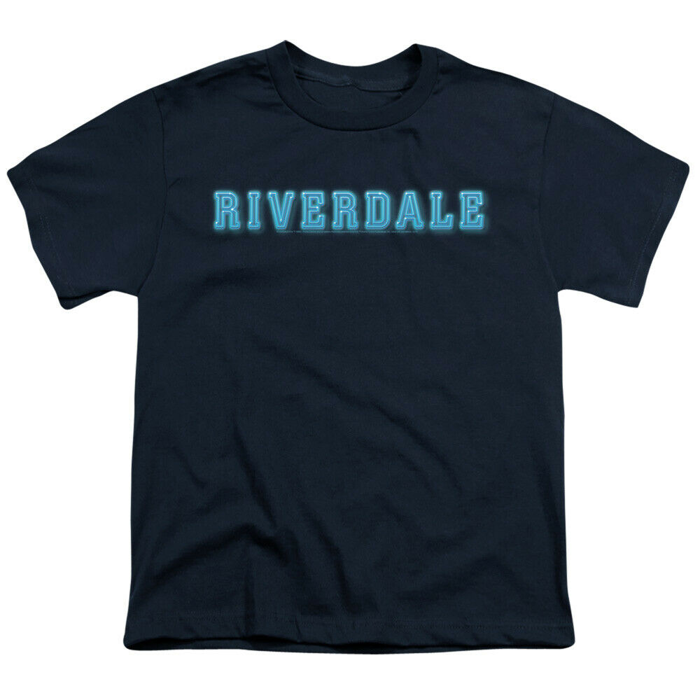 RIVERDALE VARSITY Licensed Kids Youth Graphic Tee Shirt SM-XL SZ 6-20