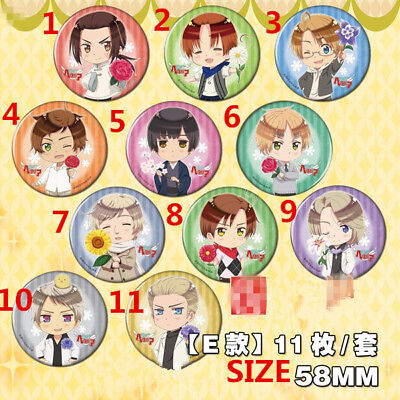 """2.3/"""" T926  Hot Anime DIABOLIK LOVERS badge Pin button Cosplay 5.8CM"""