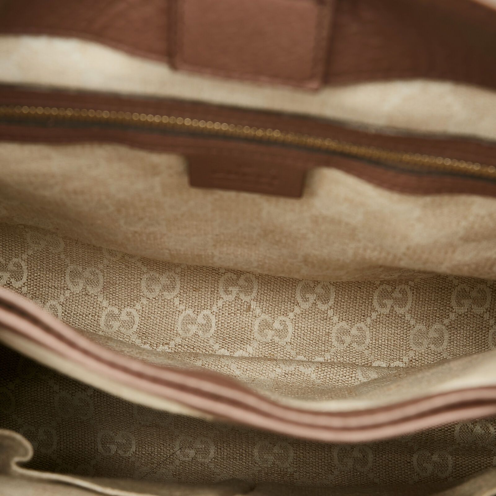 Pre-Loved Gucci Brown Calf Leather Bamboo Diana H… - image 6