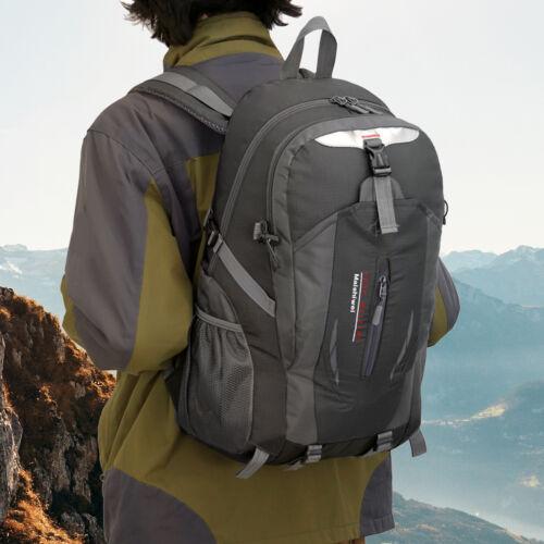 36L Sport Backpack Travel Hiking Camping Shoulder Rucksack Waterproof Outdoor