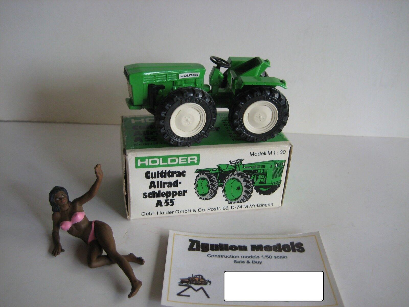 Holder a 55 roues Pli articulaires tracteur  1076 Curseur 1 30 neuf dans sa boîte RAR