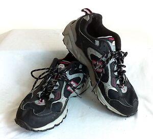 New Balance WT460-SG Women's 8.5 Black Gray Running Shoes Athletic