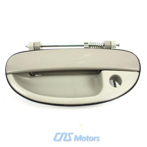 GENUINE Exterior Outer Door Handle FRONT LEFT OEM 99-02 Daewoo Nubira 96308042
