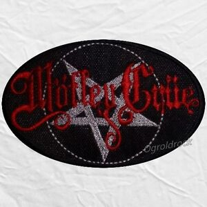 motley crue word shout at the devil star logo embroidered patch rock band sixx ebay details about motley crue word shout at the devil star logo embroidered patch rock band sixx