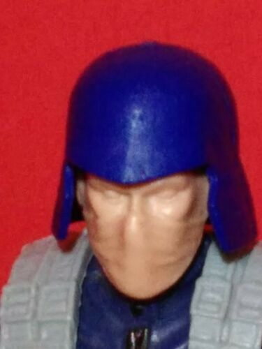 MH116 Cast Action figure head sculpt for use with 1:18th scale GI JOE Military