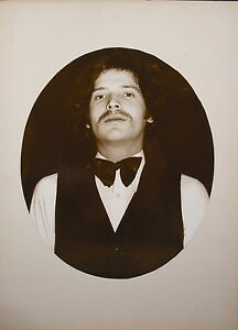 Fotografie von Kim Camba 1973 Porträt D'Schauspieler Film Actor Movie