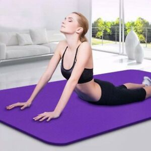 10MM-Yoga-Mat-Gym-Exercise-Extra-Thick-Non-slip-Cushion-Fitness-Pilates-Soft-Pad