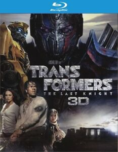 Transformers-The-Last-Knight-3D-Blu-ray-Disc-Only-2017