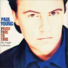 PAUL YOUNG ( NEW CD ) FROM TIME TO TIME THE SINGLES GREATEST HITS / VERY BEST OF