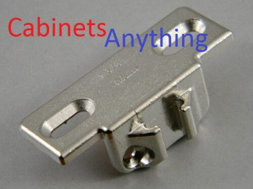 "FOR COMPACT 33 110° HINGE BLUM 1 3//8 /"" OVERLAY MOUNTING PLATE 130.1140.02"