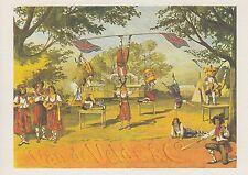 Ansichtskarte - Van der Velde und Co. / Pantomin-Musikal-Handakrobatik