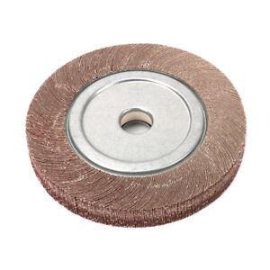 10-034-Sanding-Flap-Grind-Wheel-Polishing-Abrasive-Disc-Grit-60-600-32mm-Bore-New