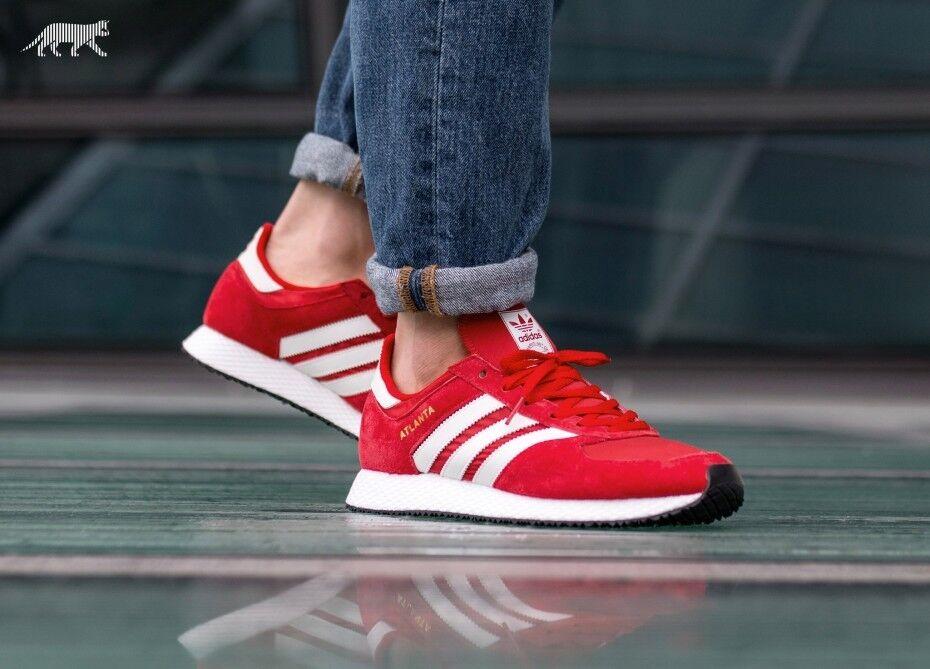 Adidas Men Atlanta Spezial SPZL shoes [PY1880] scarlet red superstar Stan smith