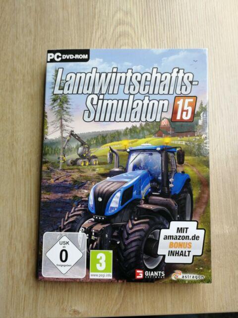 Landwirtschafts Simulator 15 [Special Edition] mit Bonusinhalt