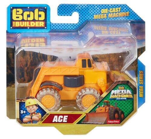 Scoop et autres caractères avavilable Bob The Builder die cast Vehicles