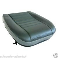 LAND ROVER DEFENDER - Front Outer Seat Base Cushion Vinyl Twill -AWR5700RPI