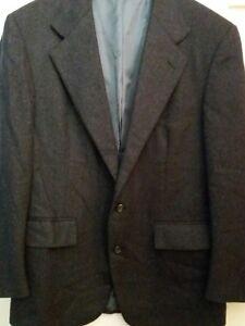 grigio Ralph 40 Polo scuro Giacca da Jacket Size Ralph 40 Dark Mens taglia Lauren Grey uomo Polo Lauren EwXSFAxqC