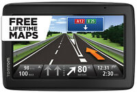 "TomTom Start M 25 5"" Sat Nav with UK and Ireland Maps + Lifetime Map Updates"