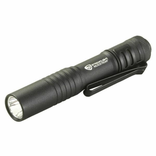 Streamlight 66604 250 Lumen MicroStream USB Rechargable Pocket Flashlight