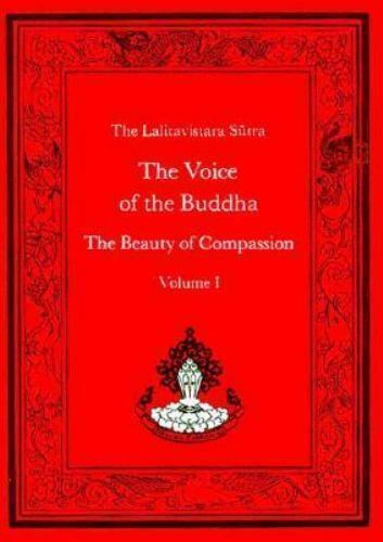 The Voice of the Buddha: The Beauty of Compassion 2 Volume Set [Translation Seri