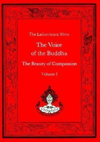 The Voice of the Buddha: The Beauty of Compassion 2 Volume Set (Translation Seri