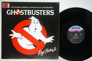 OST(RAY PARKER JR.) GHOSTBUSTERS ARISTA 12RS-1 Japan VINYL 12
