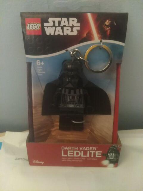 LEGO STAR WARS - Lampe de Poche Led /Porte clés DARK VADOR  PROMO NOEL 2020 !