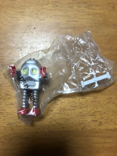 Tin Toy Robot Thunder Robot Die-cast BRiKeys Tin Age Collection From Japan