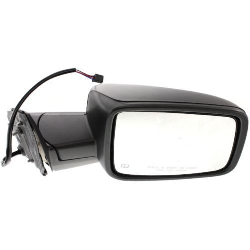 New CH1321303 Right Side Textured Power Door Mirror for Dodge Ram 1500 2009-2010
