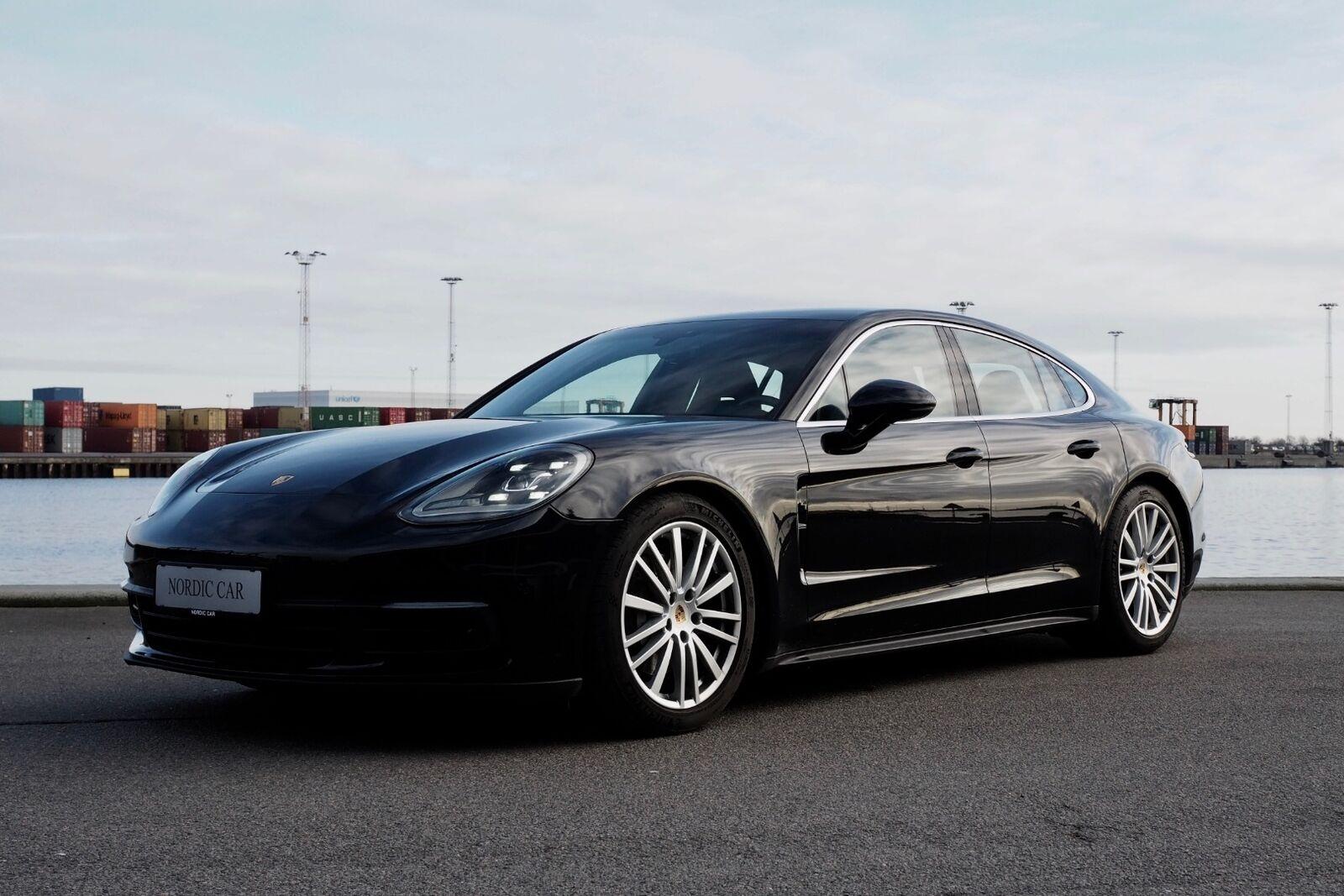 Porsche Panamera 4S 2,9 PDK 5d - 7.076 kr.