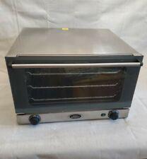 Cadco Ov 350 Commercial Countertop Convection Oven Unox Xa015 Italy Nsf Euc