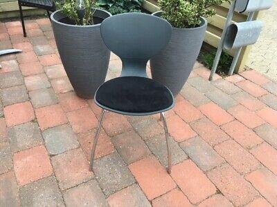 Spisebordsstol, Plastmetal, IKS – dba.dk – Køb og Salg af