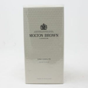 Rosa-Absolute-by-Molton-Brown-Eau-De-Toilette-3-4oz-100ml-Spray-New-With-Box
