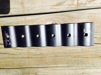 Rock Rake Tine Spacer Clamp, Used To Maintain Spacing On 1 Single Hole Tines