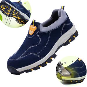 Men's Safety Shoes Steel Toe Cap Work