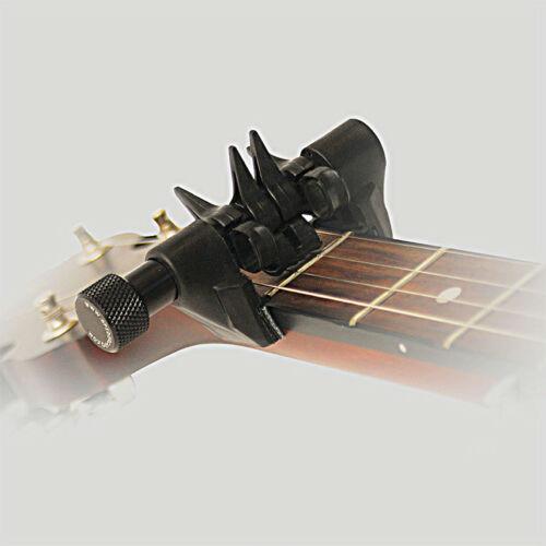 Creative Tunings Spider Capo Mini 4-string Universal Partial Capo Narrow-neck