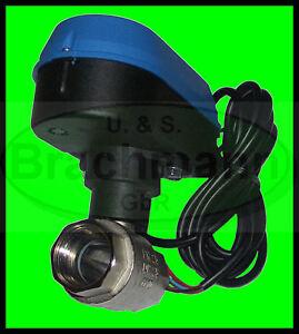 Valvula-esferica-BV-1-2-034-electrica-valvula-esferica-DN-15-230v-50hz-nuevo