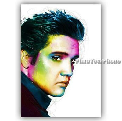 A0 A1 A2 A3 A4 Sizes Evis Presley Giant Poster