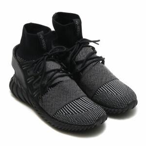 separation shoes d5c85 35ec3 Details about Adidas - TUBULAR DOOM PK Men's Trainers Core Black BY3131