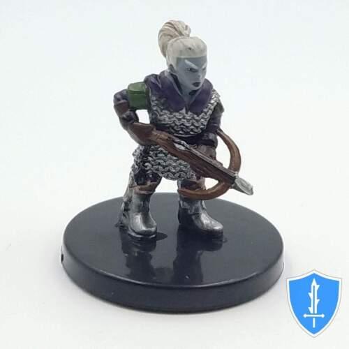City of Lost Omens #8 Pathfinder Battles D/&D Miniature Duergar Sharpshooter